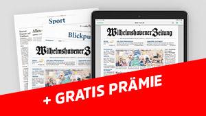 4 Wochen lesen für 10€ + Prämie