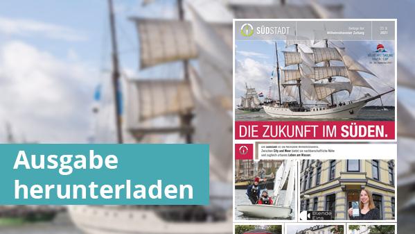 """""""Die Zukunft im Süden"""" - Ausgabe September 2021"""